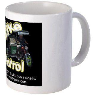 Trike Patrol Mug   Standard Kitchen & Dining