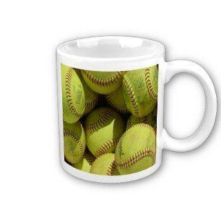 Softball Coffee Mug