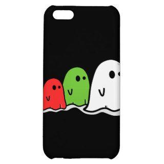 Happy Halloween Italian Ghosts Kawaii Cute iPhone 5C Case