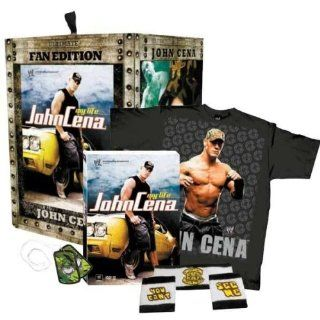 John Cena: My Life (Ultimate Fan Edition) with John Cena DVD, Dog Tags, Wristbands and T Shirt: John Cena: Movies & TV