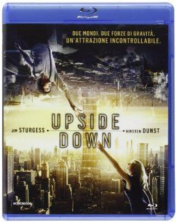 upside down (blu ray) blu_ray Italian Import: kirsten dunst, jim sturgess, juan solanas: Movies & TV