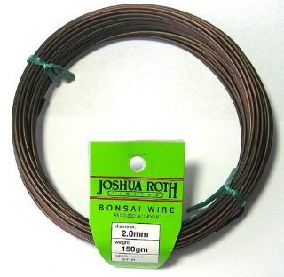 Bonsai Wire 2.0 Mm 50 Percent More Than Competing Brands : Bonsai Tools : Patio, Lawn & Garden