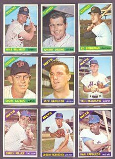 1966 Topps #77 Johnny Orsino Senators (Near Mint) at 's Sports Collectibles Store