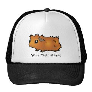 Cartoon Guinea Pig (scruffy) Hat