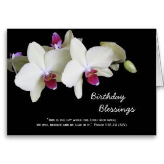 Christian Birthday Cards    Birthday Blessings