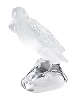 Falcon Sculpture   Lalique