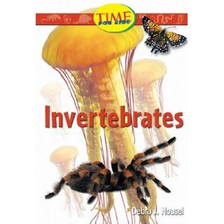 Invertebrates: Fluent (Nonfiction Readers) (9780743989510): Debra J. Housel, M.S. Ed.: Books