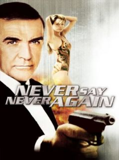 Never Say Never Again Sean Connery (James Bond), Irvin Kerschner, Jack Schwartzman, Kevin McClory (Story)  Instant Video