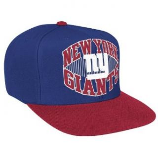 NFL Men's New York Giants Snapback Hat (New York Giants, One Size Fits All) : Sports Fan Baseball Caps : Clothing