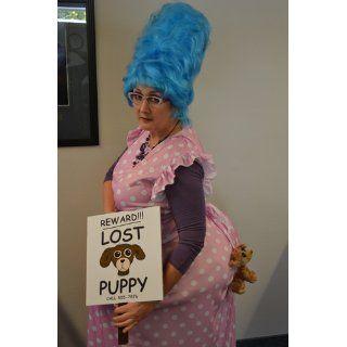 FunWorld Womens Lost Puppy Humorous Costume: Clothing