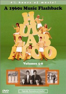 Hullabaloo, Vols. 5 8: Patrick Adiarte, Gene Castle, Suzanne Charney, April Nevins, Paul Anka, Frankie Avalon, Nancy Sinatra, Peter Noone, George Hamilton, Gary Lewis, Chad Stuart, Dionne Warwick, Annette Funicello, Brian Epstein, Hullabaloo Dancers, Lada