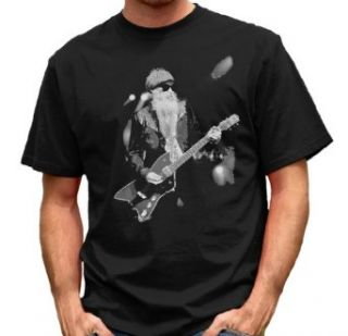 DJTees Billy Gibbons Live T shirt Clothing
