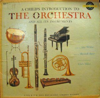 A Child's Introduction to The Orchestra and All Its Instruments Music