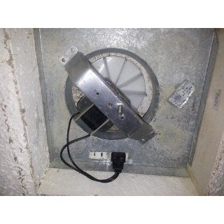 Universal Bathroom Fan Replacement Electric Motor Kit with Fan 115 volts C01575   Bathroom Exhaust Fan