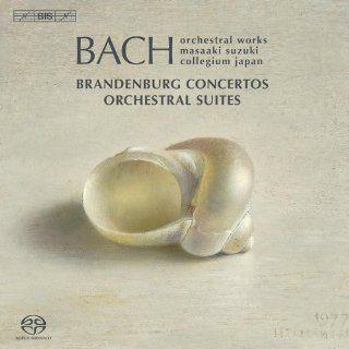 Bach, J.S.: Brandenburg Concertos Nos. 1 6 / Orchestral Suites Nos. 1 4: Masaaki Suzuki: MP3 Downloads