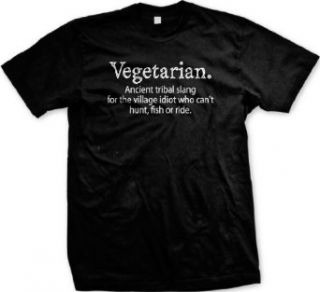 Vegetarian T Shirt, Funny T Shirts Vegan Clothing