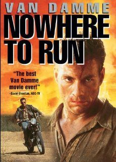 Nowhere to Run: Jean Claude Van Damme, Rosanna Arquette, Ted Levine, Kieran Culkin, Robert Harmon: Movies & TV
