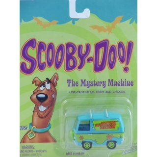 Scooby doo Mystery Machine Johnny Lightning Die Cast 1:64 scale: Toys & Games