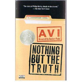 Nothing But The Truth Avi 9780545174152  Kids' Books