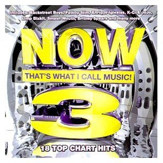 Now That's What I Call Music 3 by Various Artists and Now That's What I Call Music (Series) (1999) Alternative Rock Music