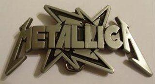 Metallica Ninja Star Logo Belt Buckle (New)
