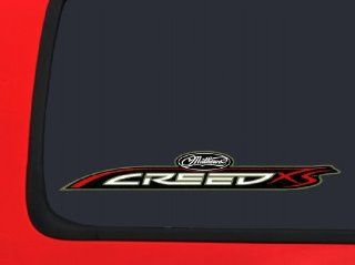 Mathews Creed XS   Bowhunting Archery Window Decal Sticker: Automotive