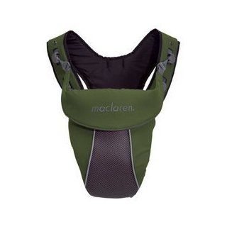 Maclaren Techno Baby Carrier   Moss Green : Child Carrier Front Packs : Baby