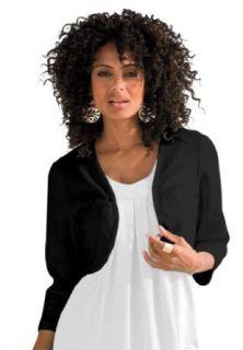 Roamans Women's Plus Size Bolero Cardigan