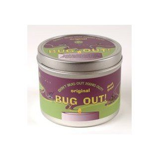 Way Out Wax Bug Out~Original~ Outdoor Candle 20 oz~2 Wick Travel tin   Scented Candles