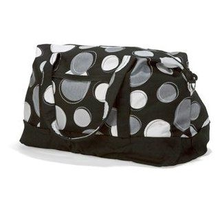 Thirty One Retro Metro Weekender Black Happy Dot: Everything Else