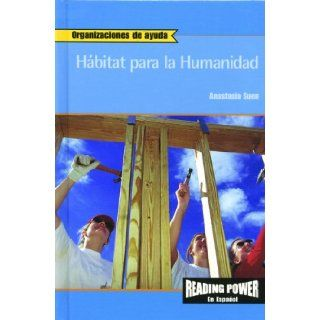 Habitat Para LA Humanidad/Habitat for Humanity (Organizaciones de Ayuda) (Spanish Edition): Rosen Publishing Group: 9780823968572:  Kids' Books