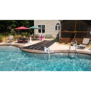 Eco Saver 20 Foot Solar Heating Panel System  Swimming Pool Heaters  Patio, Lawn & Garden