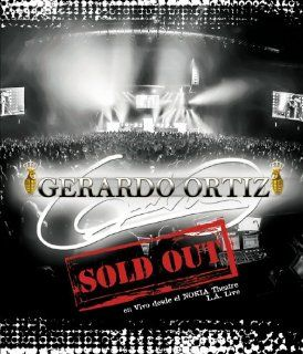 Sold Out: En Vivo Desde El Nokia Theatre L.A. Live: Gerardo Ortiz: Movies & TV