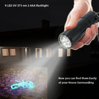 ★ON SALE NOW★ ★ THIS WEEK ONLY★ Abco Tech Black Light Flashlight Urine Detector   Professional Quality Ultra Bright Stain Finder 12 UV LEDs in Aluminium Casing for Detecting Dry Pet Dog Cat Rodent Urine Stains on Carpet, Rugs, C