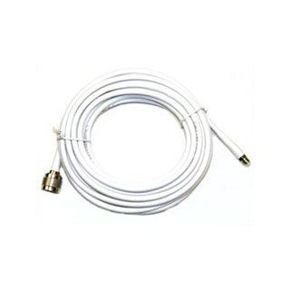 Cellphone Mate 40ft Lmr240 Low Loss Cable W/ Fme Female To N Male: MP3 Players & Accessories