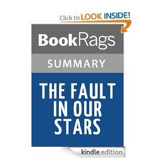 The Fault in Our Stars by John Green l Summary & Study Guide eBook BookRags Kindle Store