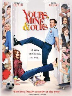 Yours, Mine and Ours: Dennis Quaid, Rene Russo, Jerry O'Connell, Sean Faris, Katija Pevec, Dean Collins, Tyler Patrick Jones, Haley Ramm, Brecken Palmer, Bridger Palmer, Ty Panitz, Danielle Panabaker, Raja Gosnell, Ira Shuman, Bob Carroll Jr., David Ki