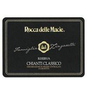 Rocca Delle Macie Chianti Classico Riserva 2008 750ML: Wine