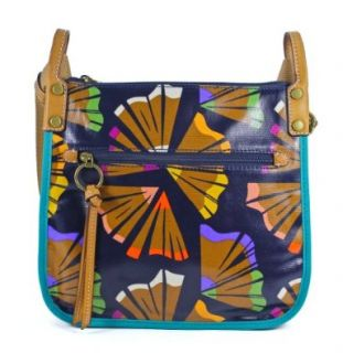 FOSSIL Key Per Crossbody Color Blue Multi Shoes