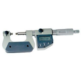 0 1 INCH / 0 25MM ELECTRONIC SCREW THREAD MICROMETER: Outside Micrometers: Industrial & Scientific