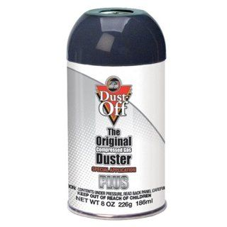 Falcon DPNR Dust Off Plus Special Application Refill, 8 oz Canister, For Refillable Canisters (Case of 12): Industrial & Scientific