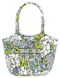 Vera Bradley Limited Edition Island Blooms Sweetheart Shoulder Bag: Shoes