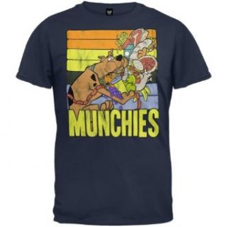 Scooby Doo   Munchies T Shirt: Clothing