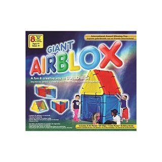 Giant Airblox   make your own house: Toys & Games