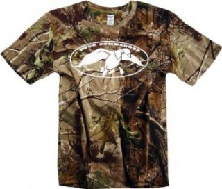 Duck Dynasty T Shirt DVD TV Show Authentic Clothing Apparel Gear Merchandise Duck Commander Logo Shirt: Clothing