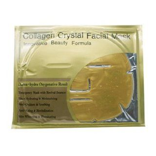 Collagen Crystal Facial Mask 1 Pack By Inspirepossible : Beauty