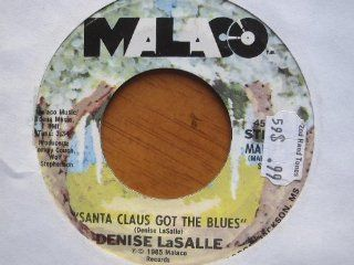 Santa Claus Got the Blues b/w Love is a Five Letter Word. Vinyl Christmas 45: Music