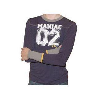 Evisu 02 faux college t shirt ES03MTS10 J87 EVIS0253 at  Men�s Clothing store
