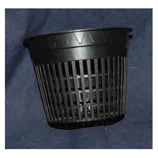 Round Net Pots 3.75 inch, Heavy Duty   6 Pack  Patio, Lawn & Garden