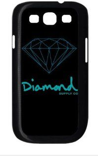 Diamond Supply Co HD image case cover for Samsung Galaxy S3 I9300 black A Nice Present: Cell Phones & Accessories